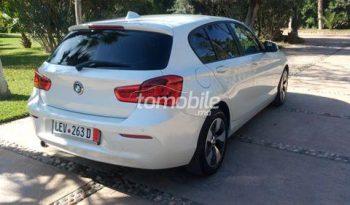 BMW Serie 1 Occasion 2015 Diesel 164000Km Marrakech #79697 full