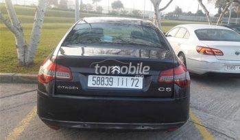 Citroen C5 Occasion 2012 Diesel 139800Km Casablanca #80713