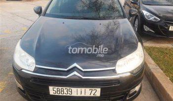 Citroen C5 Occasion 2012 Diesel 139800Km Casablanca #80713 plein