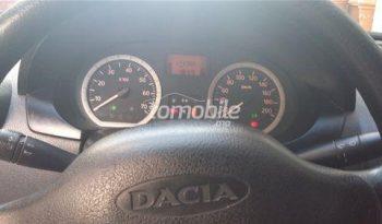 Dacia Logan Occasion 2017 Diesel 220000Km Casablanca #80042 plein