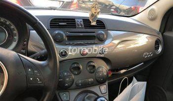 Fiat 500 Occasion 2015 Diesel 40000Km Casablanca #80765 plein