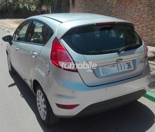 Ford Fiesta Occasion 2015 Diesel 180000Km Agadir #80697 plein