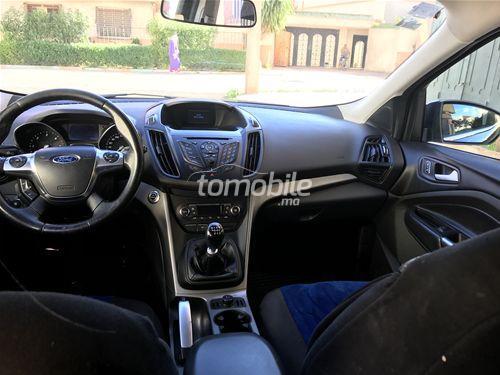 Ford Kuga Occasion 2014 Diesel 138000Km Casablanca #80627 plein