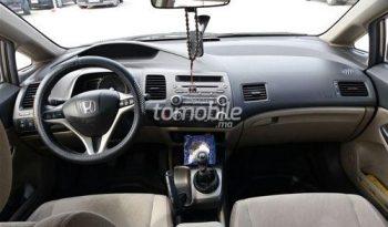 Honda Civic Occasion 2009 Essence 96000Km Casablanca #80206 plein