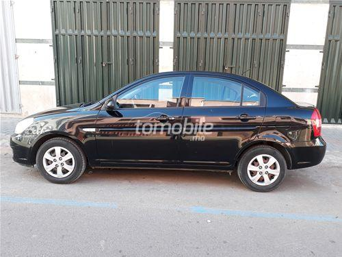 Hyundai Accent Occasion 2009 Essence 68500Km Casablanca #80526