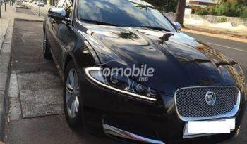 Jaguar XF Importé  2012 Diesel 168000Km Casablanca #80259 plein