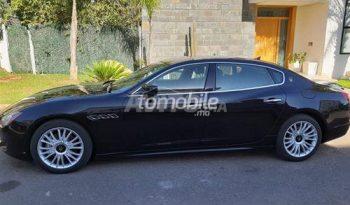 Maserati Quattroporte Occasion 2014 Diesel 92000Km Casablanca #80723