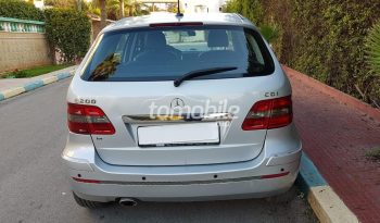 Mercedes-Benz CLA 220 Importé  2008 Diesel 144000Km Rabat #80222 plein