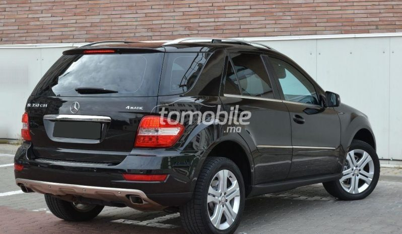 Mercedes-Benz ML 250 Occasion 2012 Diesel 178000Km Casablanca #79656 plein