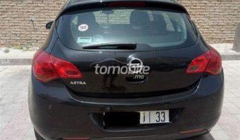 Opel Astra Occasion 2011 Essence 145000Km Agadir #80539 plein