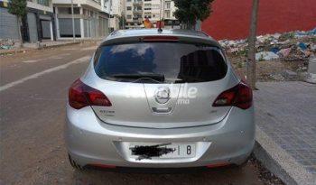 Opel Astra Occasion 2012 Diesel 128000Km Casablanca #80268 plein