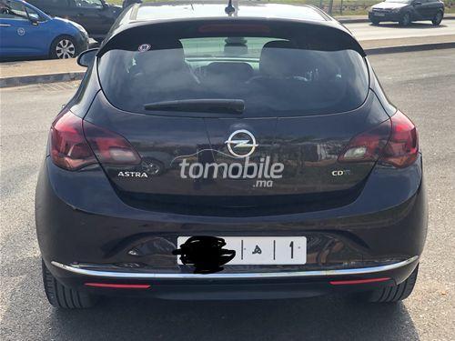 Opel Astra Occasion 2014 Diesel 143000Km Rabat #79832 plein