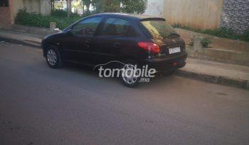 Peugeot 206  2005 Diesel 300000Km Casablanca #80752 plein
