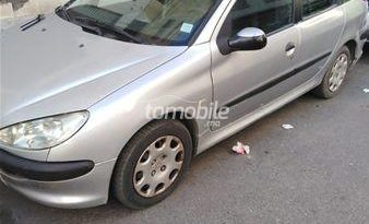 Peugeot 206 Occasion 2004 Diesel 100000Km Casablanca #80183