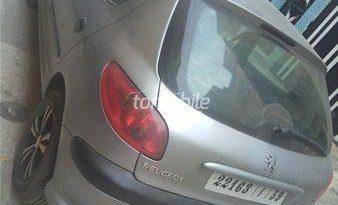 Peugeot 206 Occasion 2005 Diesel 171000Km Fquih Ben Saleh #80485 plein