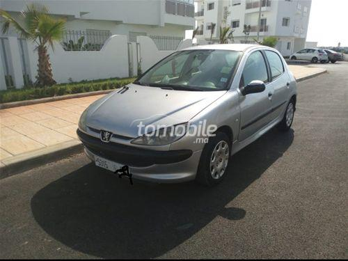 peugeot 206 essence 2010 occasion 63000km rabat 80464. Black Bedroom Furniture Sets. Home Design Ideas