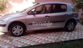 Peugeot 307 Occasion 2003 Diesel 141471Km Marrakech #80380