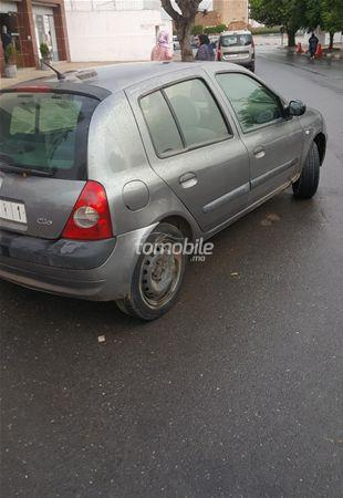 Renault Clio Occasion 2003 Diesel 267000Km Rabat #79801