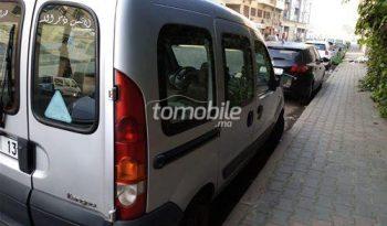 Renault Kangoo Occasion 2009 Diesel 196000Km Casablanca #80768