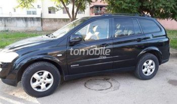 Ssangyong Kyron Occasion 2012 Diesel 90000Km Casablanca #80332
