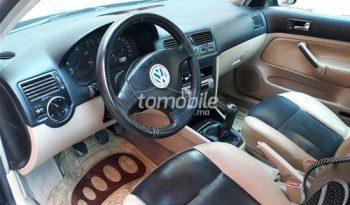 Volkswagen Bora Occasion 2002 Diesel 394000Km Casablanca #80038 plein