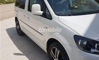 Volkswagen Caddy Occasion 2015 Diesel 125000Km Fès #80602 plein