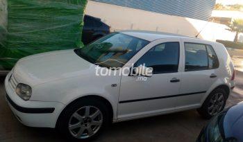 Volkswagen Golf Importé  2002 Diesel 300000Km Casablanca #80474 plein