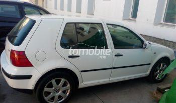 Volkswagen Golf Importé  2002 Diesel 300000Km Casablanca #80474