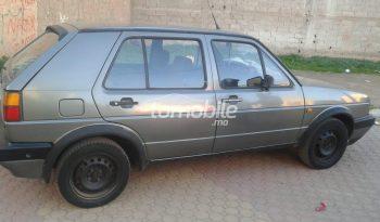 Volkswagen Golf Importé   Diesel Km Settat #80505 plein