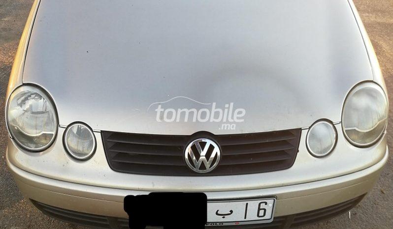 Volkswagen Polo Importé  2004  240000Km Kénitra #79894 plein