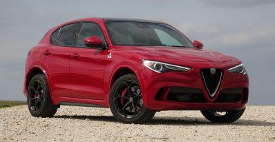 Grâce aux 357 livraisons, Alfa Romeo Stelvio a enregistré une progression de 210%.