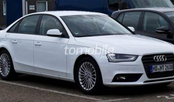 Audi A4 Occasion 2014 Diesel Km Casablanca #81036