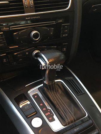 Audi A5 Occasion 2012 Diesel 86000Km Fès #80967 plein