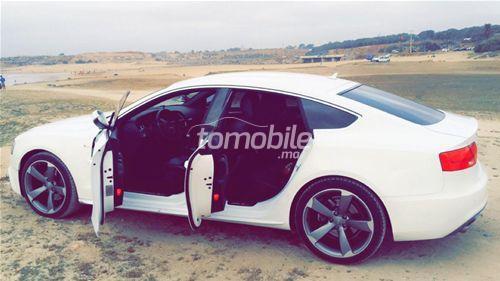 Audi A5 Occasion 2013 Diesel 90000Km Rabat #80949 plein