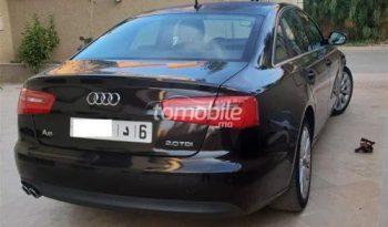 Audi A6 Occasion 2012 Diesel 136000Km Marrakech #80930