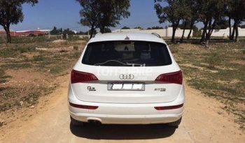 Audi Q5 Occasion 2012 Diesel 167000Km Marrakech #81492 full