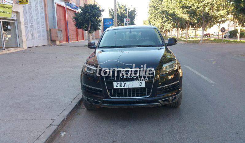 Audi Q7 Occasion 2009 Diesel 260000Km Casablanca #80893 plein