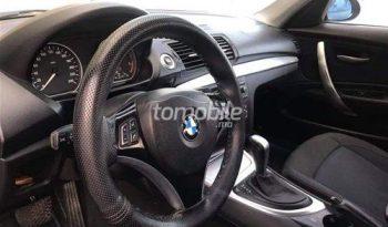 BMW Serie 1 Occasion 2009 Diesel 230000Km Oujda #80903 plein
