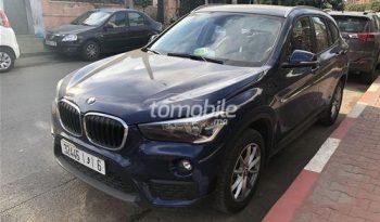 BMW X1 Occasion 2018 Diesel 9000Km Casablanca #81138 plein