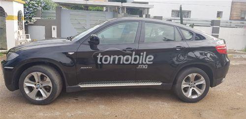 BMW X6 Occasion 2009 Diesel 114000Km Casablanca #81155 plein