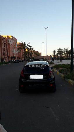 Ford Fiesta Occasion 2012 Diesel 145000Km Marrakech #81019 plein