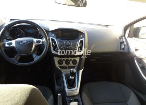 Ford Focus Occasion 2015 Diesel 47000Km Casablanca #81072 plein