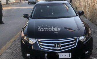Honda Accord Occasion 2009 Diesel 128000Km Rabat #81507