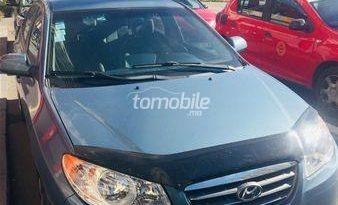 Hyundai Elantra Occasion 2008 Essence 124500Km Casablanca #81177 plein