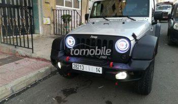 Jeep Wrangler Occasion 2012 Diesel 470000Km Casablanca #80955