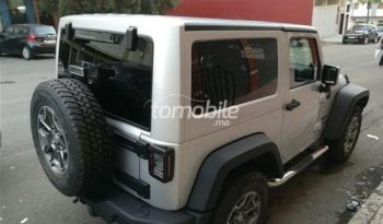 Jeep Wrangler Occasion 2012 Diesel 470000Km Casablanca #80955 full