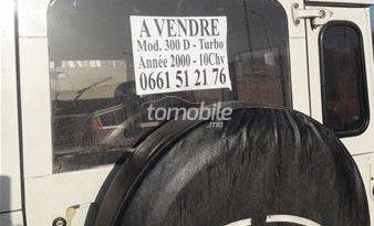 Land Rover Defender Occasion 2000 Diesel 340000Km Casablanca #81040