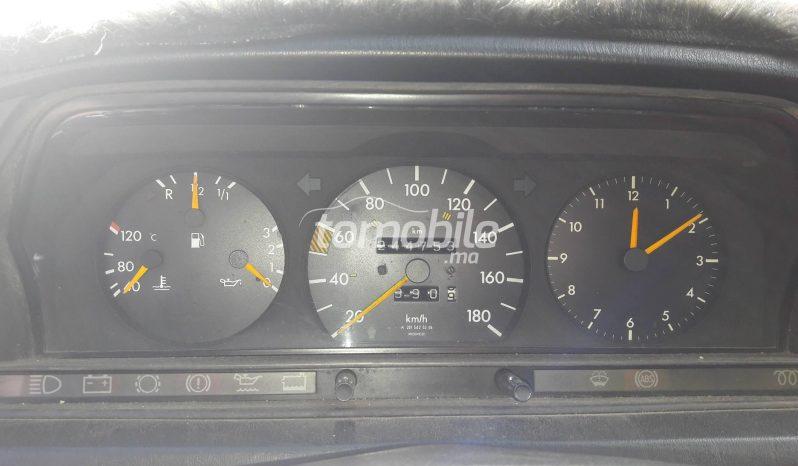 Mercedes-Benz 190 Importé Occasion 1992 Diesel 270000Km  #81713 plein