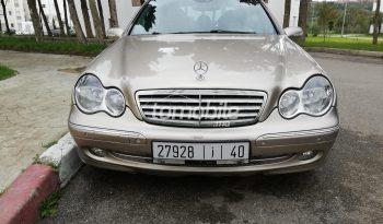 Mercedes-Benz C 270   Diesel 290000Km Tanger #81389 plein