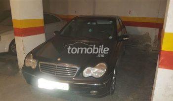 Mercedes-Benz Classe C Occasion 2001 Diesel 215000Km Casablanca #81517